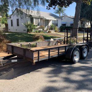 6.5 X 14 Aztec Utility Trailer for Sale in La Mirada, CA
