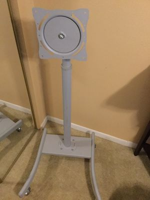 Heavy Duty Rolling Monitor Stand for Sale in Brandon, FL