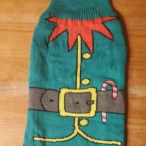 Elf Dog Sweater for Sale in Portsmouth, VA