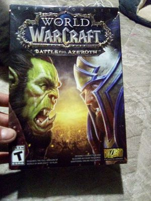 World of Warcraft for Sale in Brentwood, CA