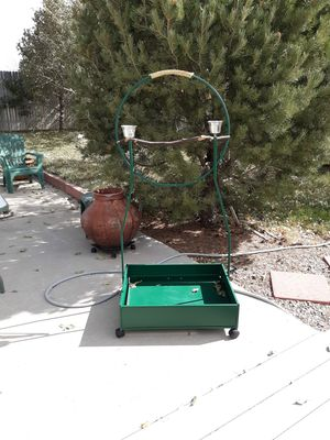 Play/activity stand for parrot for Sale in Peyton, CO