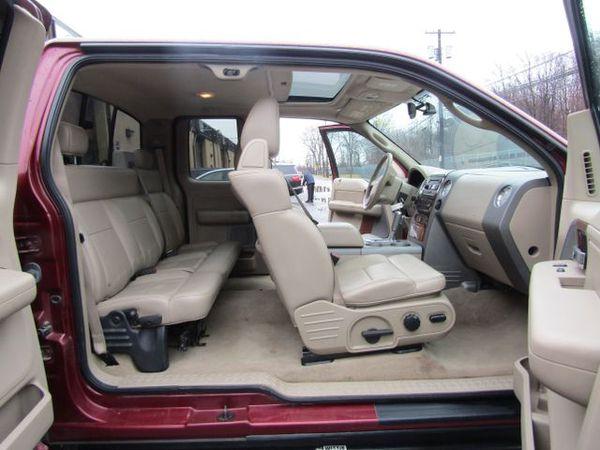 2005 Ford F150 Super Cab