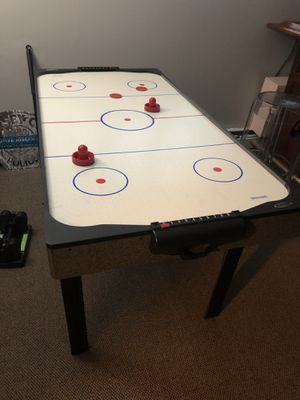 Spalding air hockey table for Sale in West Nyack, NY
