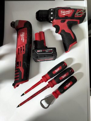 Milwaukee m12 for Sale in North Las Vegas, NV