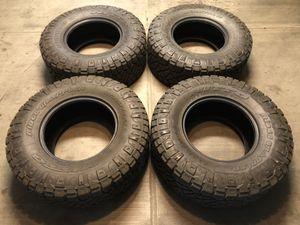 Lt 315/70r17 NITTO RIDGE GRAPPLER TIRES 35x12.50r17 Tires for Sale in Las Vegas, NV
