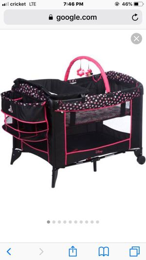 Minnie Mouse play pen for Sale in Rockville, MD