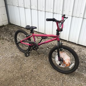 "Girl bmx bicycle 20"" tires for Sale in Russellville, KY"