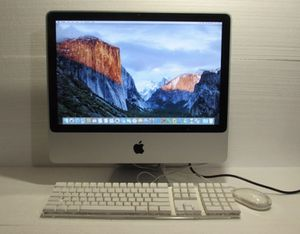 iMac apple desktop computer for Sale in Marietta, GA