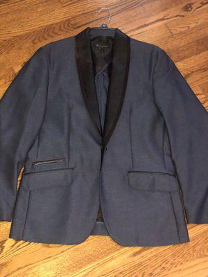Navy Blue w/ Black Lapels Blazer - Med. / 40 Reg. for Sale in Cleveland, OH