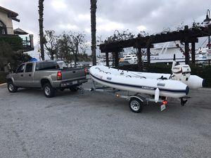 Mercury Ocean runner Rib for Sale in Gardena, CA