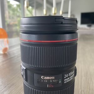 Canon EF 24-105mm f/4L IS II USM Lens for Sale in Stockton, CA