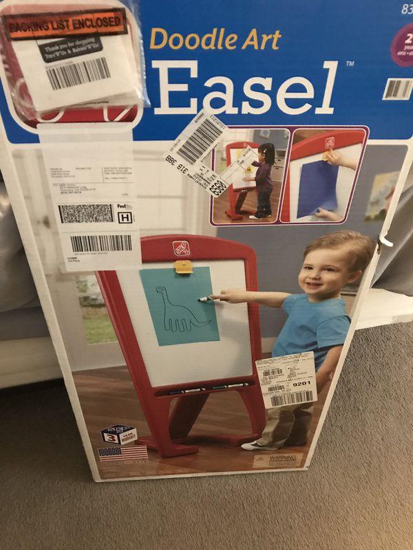 Kids Easel