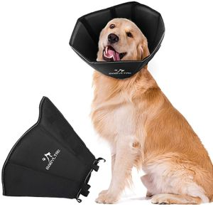 Dog Cone Collar for After Surgery, Soft Pet Recovery Collar for Dogs and Cats, Comfy Cone Collar Protective Collar for Large Dogs Wound Healing for Sale in Los Angeles, CA