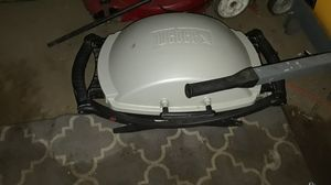 Webber bbq, tail gate or camping for Sale in Lodi, CA
