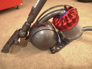 Dyson DC39 Ball Multifloor Pro Canister Vacuum (red) for Sale in Norfolk, VA