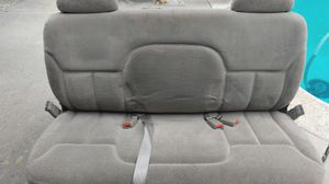 Chevy Suburban 3rd row seat for Sale in Modesto, CA