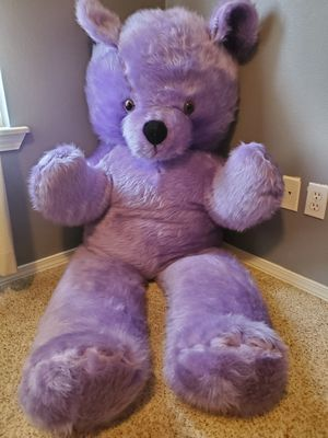 Teddy bear for Sale in Maple Valley, WA