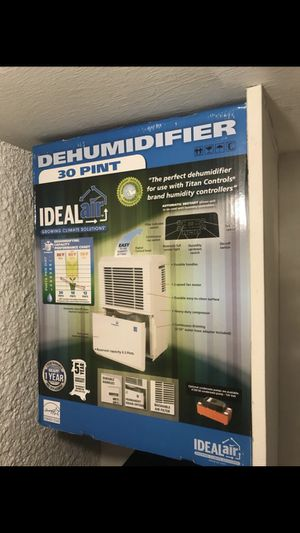 IdealAir - Dehumidifiers - LIKE NEW for Sale in Hollywood, FL