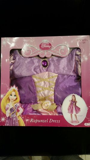 Disney Rapunzel Dress for Sale in Manor, PA