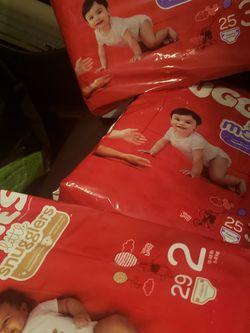 Huggies Pampers Diapers for Sale in Las Vegas,  NV