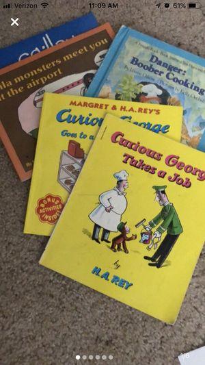 5 Children's Books for Sale in Albuquerque, NM