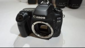 Canon 80D New whit 2 Lens for Sale in Miami, FL