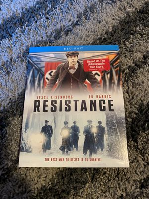 Resistance Blu-ray for Sale in Palmdale, CA