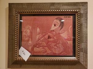"Picasso Print Original 16""x14"" for Sale in Vista, CA"