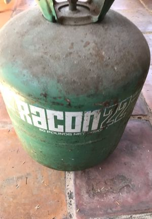 R22 FREON * 50LBS *Full Tank!!! for Sale in Los Angeles, CA