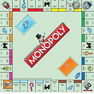 Barely used Monopoly board game for Sale in Arlington Heights, IL