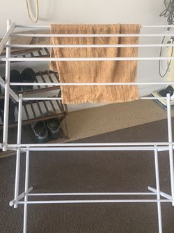 Clothes Drying Rack Folding for Sale in Orlando,  FL