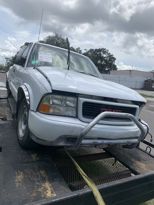01 gmc Sonoma part out for Sale in Tampa, FL