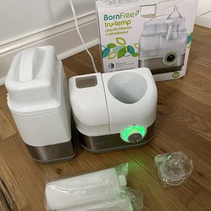 Bottle Warmer + Cooler BornFree Tru-temp for Sale in Hoffman Estates, IL