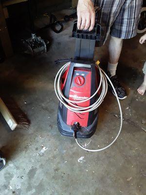 1400 psi power washer for Sale in Warren, MI