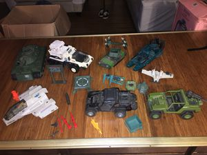 1980's GI-JOE Army Toys for Sale in Troutdale, OR