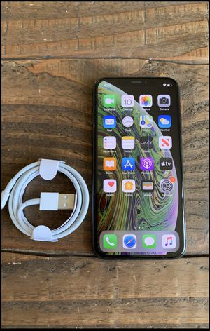 iPhone XS Space Gray 64 GB AT&T for Sale in Los Angeles, CA