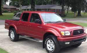 Clean CarFax 2002 Toyota Tacoma AWDWheelss Very nice for Sale in Pueblo, CO
