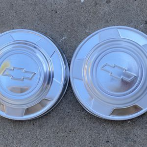 Chevy Square Body Wheel Caps for Sale in Riverside, CA