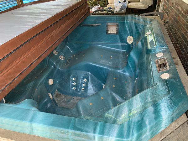 Free Hot Tub