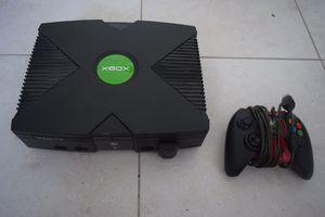 Original Xbox with Upgraded Hard Drive & Retro Games for Sale in Miami, FL