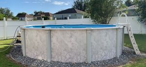 Above ground pool for Sale in Lakeland, FL