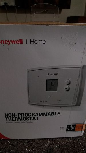 Honeywell home thermostat for Sale in National City, CA