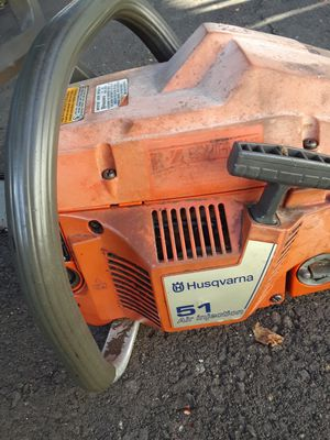 51husqvarna chainsaw for Sale in Vista, CA
