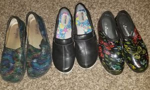 Nurse Shoes...3 Sets of Woman Nursing Shoes for Sale in Virginia Beach, VA
