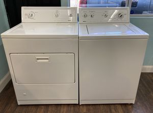 Kenmore Washer and Gas Dryer Set for Sale in Santa Clarita, CA