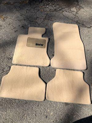 Floor mats BMW X5 2005 $35 for Sale in Alexandria, VA