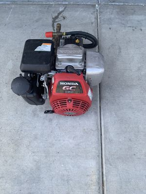 Honda gc160 pressure washer for Sale in Hemet, CA
