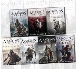 New assassin's creed book collection 7 piece for Sale in Murrieta, CA