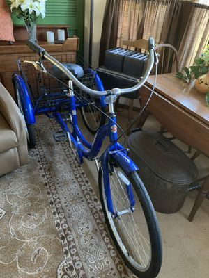 """3 Wheel Schwinn Meridian 26"""" Bike W/ Back Basket (Brand New) for Sale in Crystal Lake, IL"""