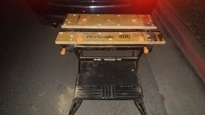 Black and Decker work mate table for Sale in Sandy, UT